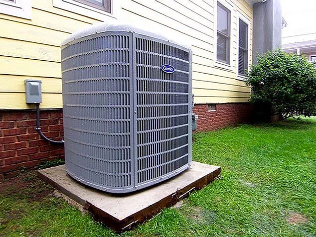 residential ac unit